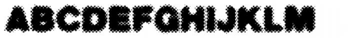 Bloor Font UPPERCASE