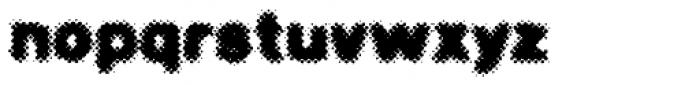 Bloor Font LOWERCASE