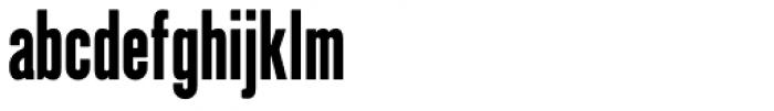 Blop11 Bold Font LOWERCASE