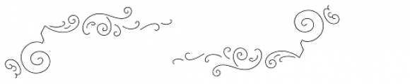 Bloser Serif X Font UPPERCASE