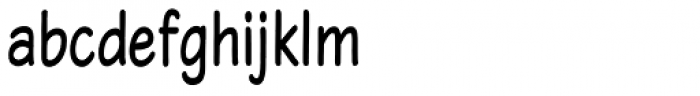 Blound Bold Condensed Font LOWERCASE