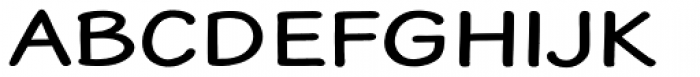 Blound Bold Expanded Font UPPERCASE