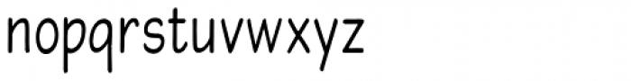 Blound Condensed Font LOWERCASE