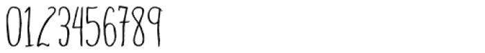 Blue Goblet Drawn Compressed Light Basic Font OTHER CHARS