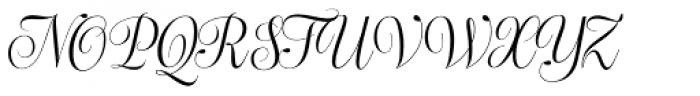 Bluebell Light Font UPPERCASE