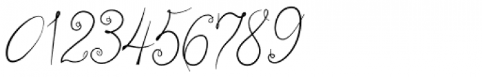 Bluebird Bold Font OTHER CHARS