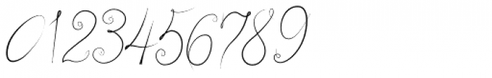 Bluebird Normal Font OTHER CHARS