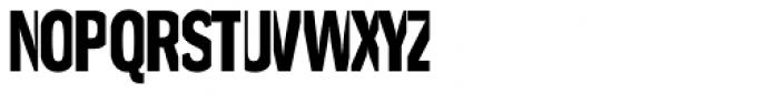 Bluenote Font UPPERCASE