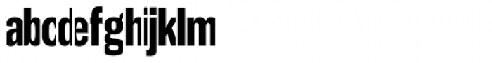 Bluenote Font LOWERCASE