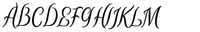 Bluesmate Regular Font UPPERCASE