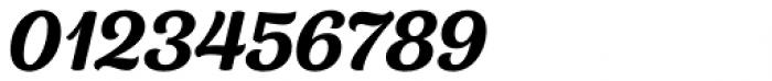 Bluestar Medium Italic Font OTHER CHARS