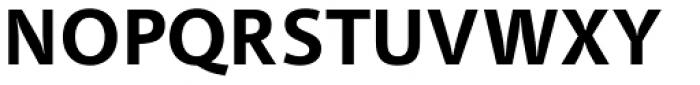 Bluset B Pro Bold Font UPPERCASE