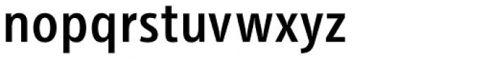 Bluset B Pro Condensed Medium Font LOWERCASE