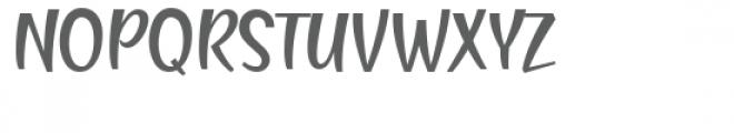 Blending Attraction Font UPPERCASE