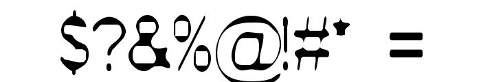 BN BoyfriEnd Font OTHER CHARS