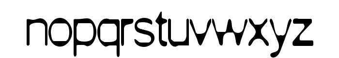 BN BoyfriEnd Font LOWERCASE