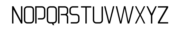 BN Deep Blue Font UPPERCASE