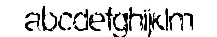 BN-Hebrew Monster Font LOWERCASE