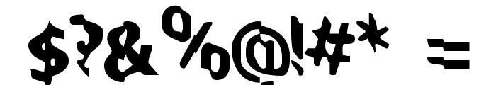 BN-JanSpot Font OTHER CHARS