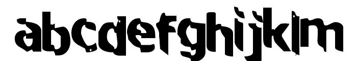 BN-JanSpot Font LOWERCASE