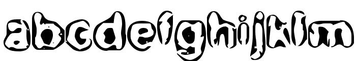 BN-Maxi Font LOWERCASE