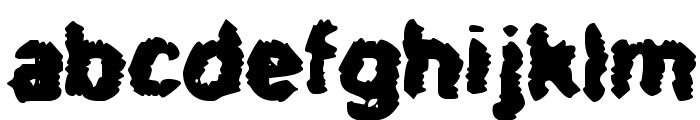 BN-Thug Luv Font LOWERCASE