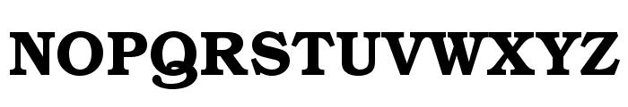BookmanStd-Demi Font UPPERCASE