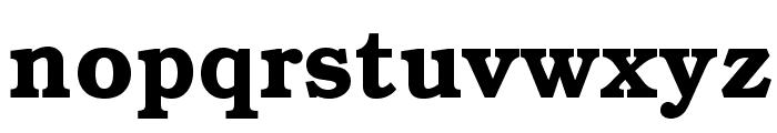 BookmanStd-Demi Font LOWERCASE
