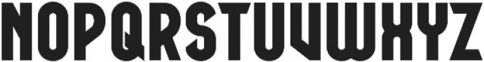 BOATSWAIN Bold otf (700) Font UPPERCASE