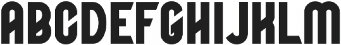 BOATSWAIN Bold otf (700) Font LOWERCASE