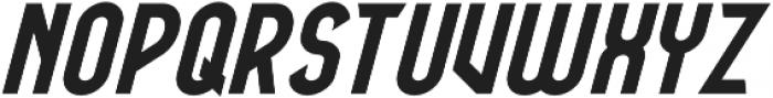 BOATSWAIN Italic otf (400) Font UPPERCASE