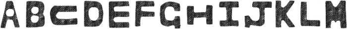 BOWL Layer Three otf (400) Font LOWERCASE