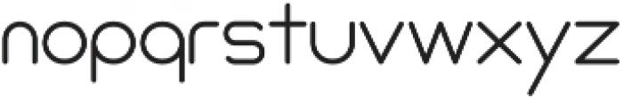 BOYA alternative otf (400) Font LOWERCASE
