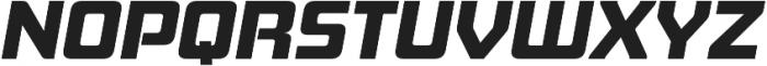 Board of Directors Bold Italic otf (700) Font UPPERCASE