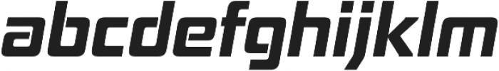 Board of Directors Bold Italic otf (700) Font LOWERCASE