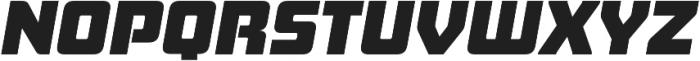 Board of Directors Heavy Italic otf (800) Font UPPERCASE