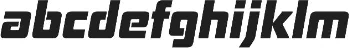 Board of Directors Heavy Italic otf (800) Font LOWERCASE