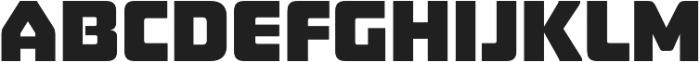 Board of Directors Heavy otf (800) Font UPPERCASE
