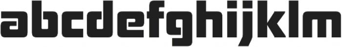 Board of Directors Heavy otf (800) Font LOWERCASE