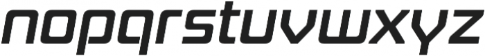 Board of Directors Regular Italic otf (400) Font LOWERCASE