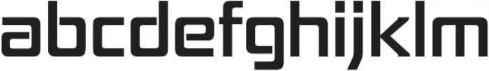 Board of Directors Regular otf (400) Font LOWERCASE