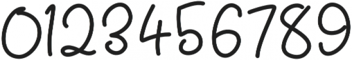 Bobbles Regular otf (400) Font OTHER CHARS