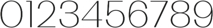 Bodrum Sans 11 Thin otf (100) Font OTHER CHARS
