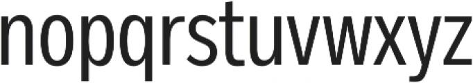 Body Text Slim otf (400) Font LOWERCASE