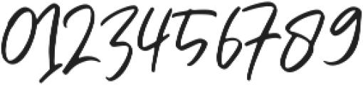 Bogoritmaa Signature otf (400) Font OTHER CHARS