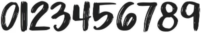 Boho Babe - Final otf (400) Font OTHER CHARS