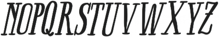 Boho Serif otf (700) Font UPPERCASE