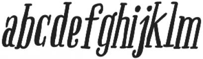 Boho Serif otf (700) Font LOWERCASE