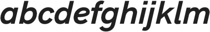 Bold Italic Legacy otf (700) Font LOWERCASE