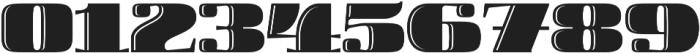 Boldesqo Serif 4F Inline otf (700) Font OTHER CHARS